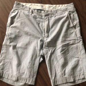 Men's J. Crew Seersucker Shorts